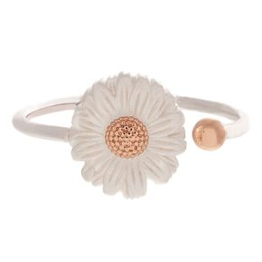 Olivia Burton 3D Daisy Two Colour Ring - Product number 4102681