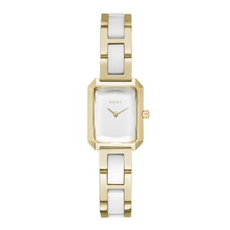 DKNY Cityspire Ladies' Stainless Steel Bracelet Watch - Product number 4113918