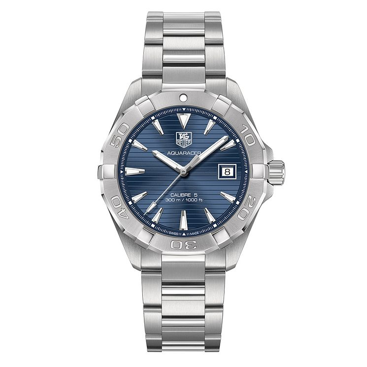 TAG Heuer Aqua racer Men's Stainless Steel Bracelet Watch - Product number 4116992