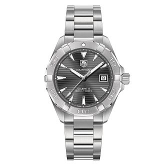 TAG Heuer Aquaracer Stainless Steel Bracelet Watch - Product number 4117026