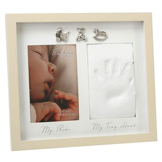 Childhood Memories Handprint With Photo Frame - Product number 4127951