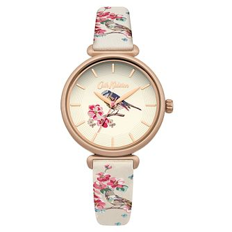 Cath Kidston Ladies' Fawn Strap Watch - Product number 4166167