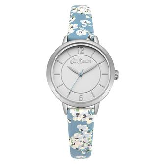 Cath Kidston Ladies' Soft Blue Strap Watch - Product number 4166183