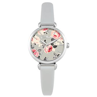 Cath Kidston Ladies' Grey Leather Strap - Product number 4166191