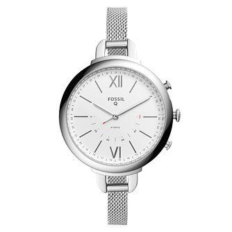 Fossil Q Annette Ladies' Bracelet Hybrid Smartwatch - Product number 4166825