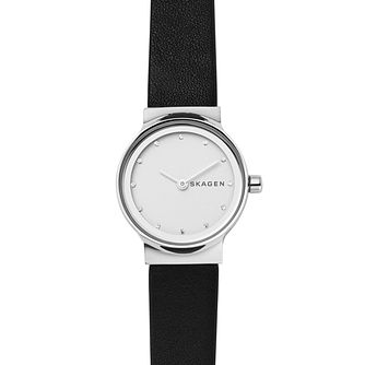 Skagen Ladies Freja Silver Strap Watch - Product number 4166833