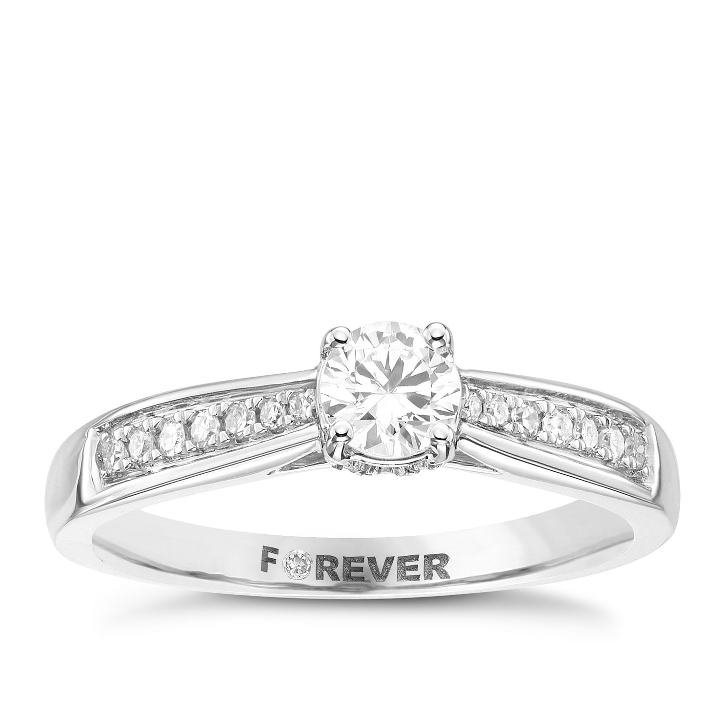 forever rings plated silver love products lovers couple ring wedding new fashion commitment pcs jewelry