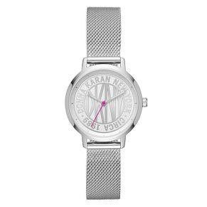 DKNY Modernist Ladies' Stainless Steel Bracelet Watch - Product number 4171632