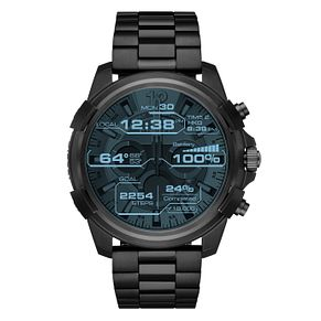 Diesel On Full Guard Men's Ion Plated Touchscreen Watch - Product number 4171705