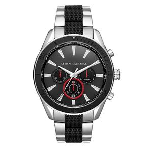 Armani Exchange Enzo Men's Stainless Steel Bracelet Watch - Product number 4172914