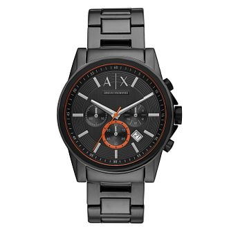 Armani Exchange Outer Banks Men's Steel Bracelet Watch - Product number 4173449