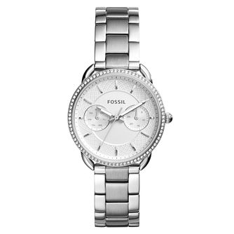 Fossil Tailor Ladies' Stainless Steel Bracelet Watch - Product number 4173465