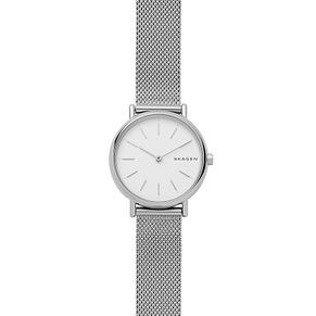 Skagen Signatur Slim Ladies' Stainless Steel Mesh Watch - Product number 4173856