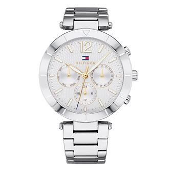 Tommy Hilfiger Ladies' Stainless Steel Bracelet Watch - Product number 4178041