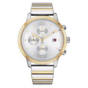 Tommy Hilfiger Ladies' Stainless Steel & Gold Bracelet Watch - Product number 4178114