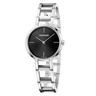 Calvin Klein Cheers Ladies' Stainless Steel Bracelet Watch - Product number 4178572