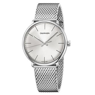 Calvin Klein High Noon Men's Stainless Steel Bracelet Watch - Product number 4178688