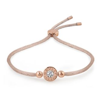 Radley London Cubic Zirconia Rose Gold Plated Bracelet - Product number 4180305