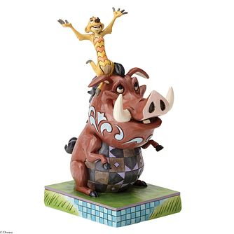 Disney Traditions Carefree Cohorts Figurine - Product number 4180747
