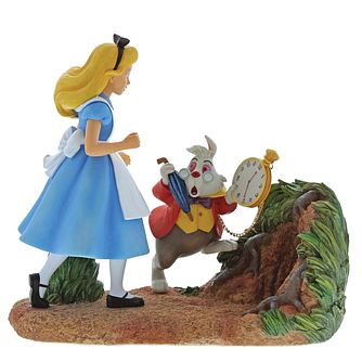 "Disney Enchanting ""Wait!"" Alice in Wonderland Figurine - Product number 4180917"