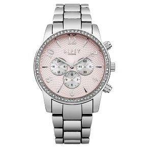 Lipsy Ladies' Silver Bracelet Watch - Product number 4181255