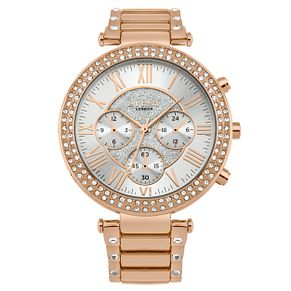Lipsy Ladies' Rose Gold Bracelet Watch - Product number 4181360