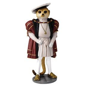 Magnificent Meerkats Royal Henry Figurine - Product number 4219201