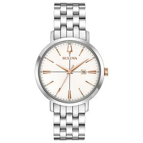 Bulova Aero Jet Ladies' Stainless Steel Bracelet Watch - Product number 4238850