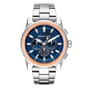 Michael Kors Grayson Men's Two Colour Bracelet Watch - Product number 4240030