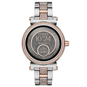 Michael Kors Access Sofie Ladies' Two Colour Bracelet Watch - Product number 4240308