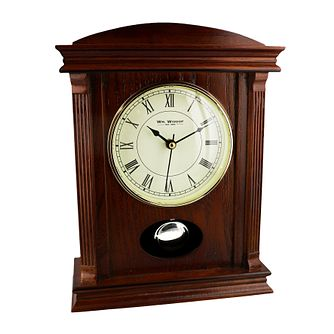 Wooden Mantel Clock With Pendulum - Product number 4246047