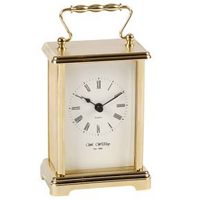 Gold-Plated Carriage Clock - Product number 4246063