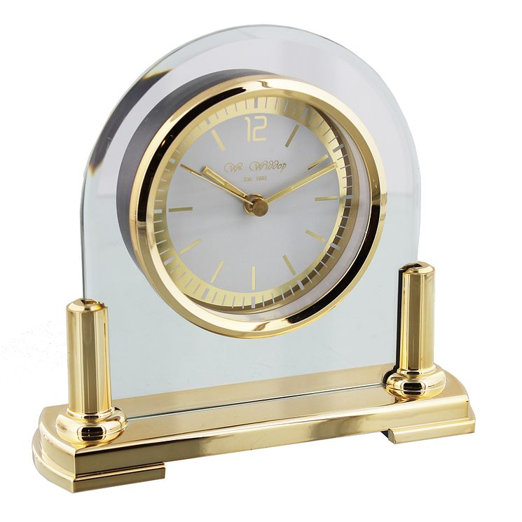 Glass Mantel Clock - Product number 4246101