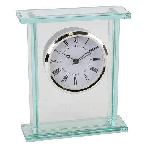 Glass Mantel Clock - Product number 4246128