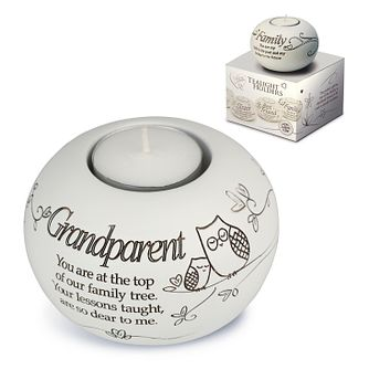Said With Sentiment Grandparent Tea Light Holder - Product number 4246292