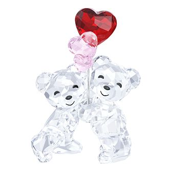 Swarovski Heart Balloons Kris Bear - Product number 4246322