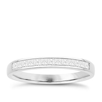 Eternal Brilliance Platinum 0.25ct Wedding Ring - Product number 4286642