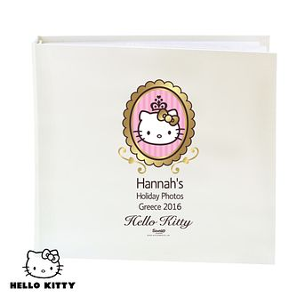 Personalised Hello Kitty Chic Album with Sleeves - Product number 4290143