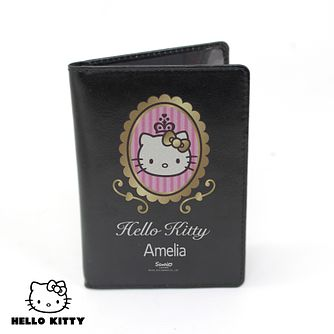 Personalised Hello Kitty Chic Passport Holder - Product number 4290151