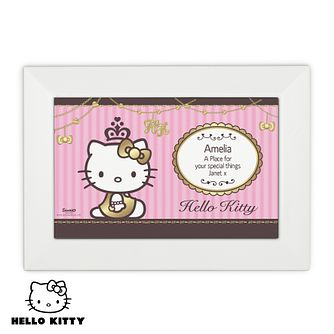 Personalised Hello Kitty Chic Jewellery Box - Product number 4290178