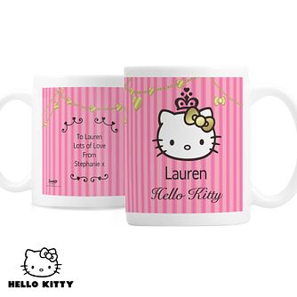 Personalised Hello Kitty Chic Mug - Product number 4290186