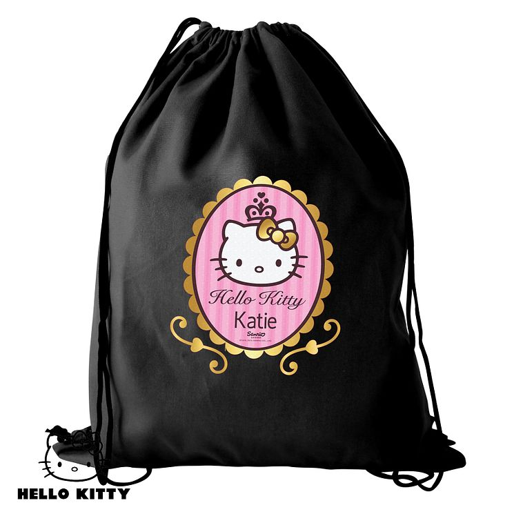 Personalised Hello Kitty Chic Kit Bag - Product number 4290232