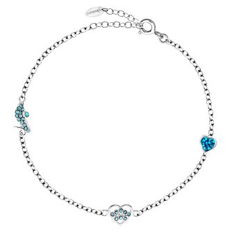 Bodifine Disney Cinderella Crystal Anklet - Product number 4300793