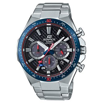 Casio Edifice Men's Stainless Steel Bracelet Watch - Product number 4316835