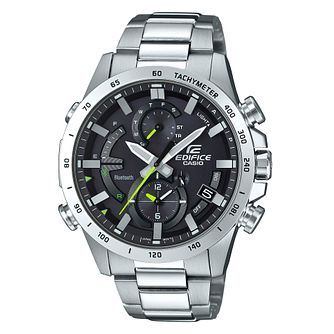Casio Edifice Men's Black Bracelet Watch - Product number 4316878
