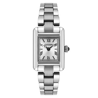 Citizen Eco Drive Ladies' Stainless Steel Bracelet Watch - Product number 4321332