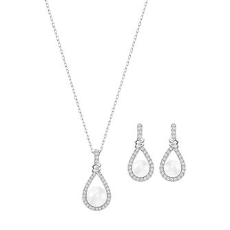 Swarovski Enlace Jewellery Set - Product number 4354087