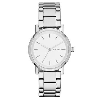 DKNY Soho Ladies' Stainless Steel Bracelet Watch - Product number 4355121