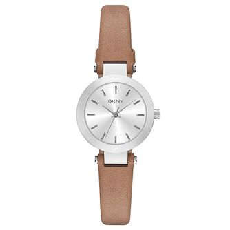 DKNY Ladies' Stainless Steel Strap Watch - Product number 4355385