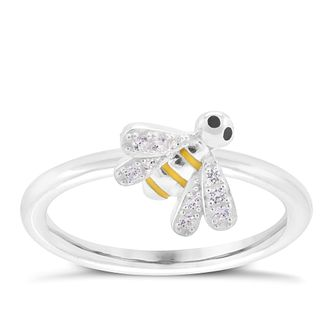 Chamilia Honey Bee Stacking Ring Large - Product number 4376145